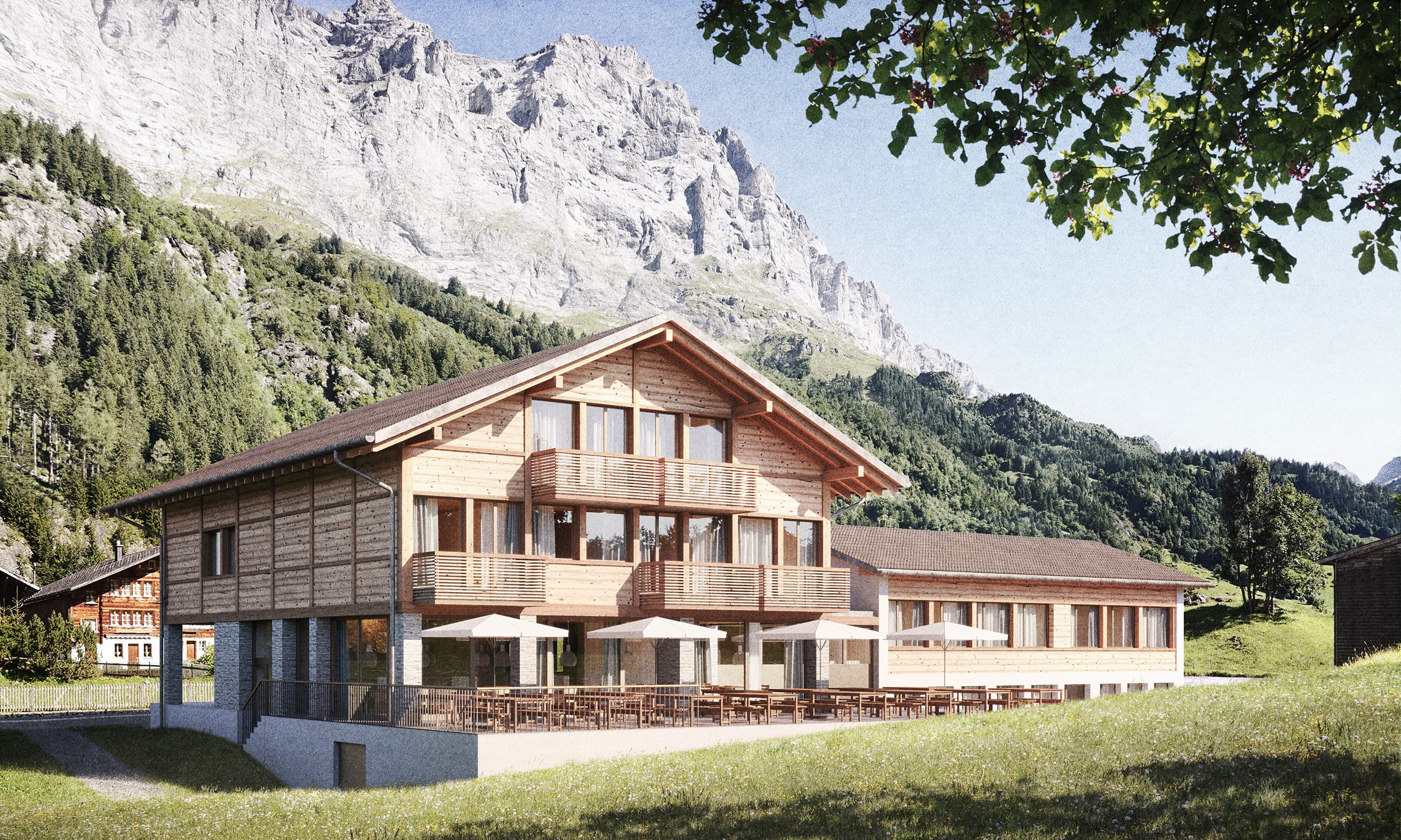 gadmer-lodge-hotel-sommer