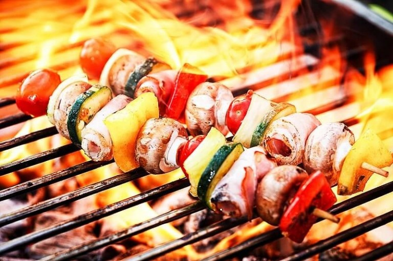 grillbuffet